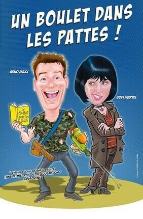 UN BOULET DANS LES PATTES (Comedie de Grenoble)