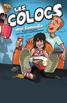 LES COLOCS a Grenoble