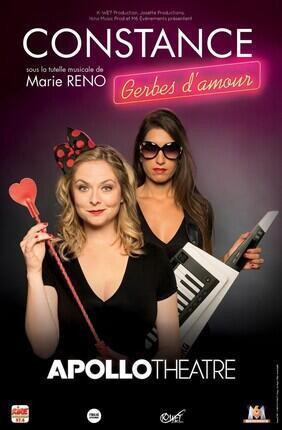 CONSTANCE ET MARIE RENO DANS GERBES D'AMOUR (Apollo Theatre)
