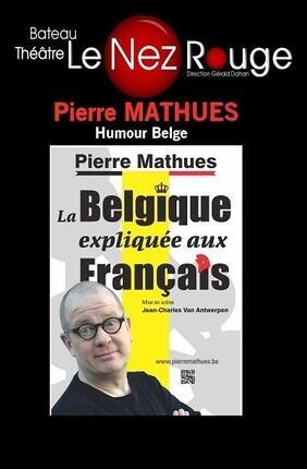 LA BELGIQUE EXPLIQUEE AUX FRANCAIS