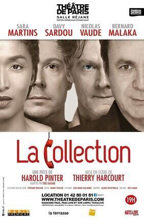 LA COLLECTION ( théâtre de Paris)