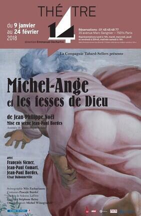 MICHEL-ANGE ET LES FESSES DE DIEU