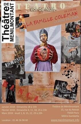 LE CAS DE LA FAMILLE COLEMAN (Theatre Menilmontant)