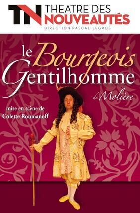 LE BOURGEOIS GENTILHOMME DE MOLIERE