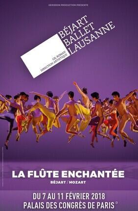 LA FLUTE ENCHANTEE - BEJART BALLET LAUSANNE