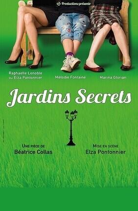 JARDINS SECRETS (L'Azile)
