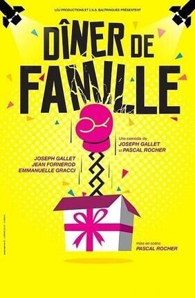 DINER DE FAMILLE (Versailles)