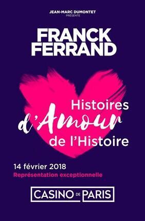 FRANCK FERRAND (Casino de Paris)