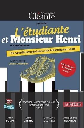 L'ETUDIANTE ET MONSIEUR HENRI (L'Union)