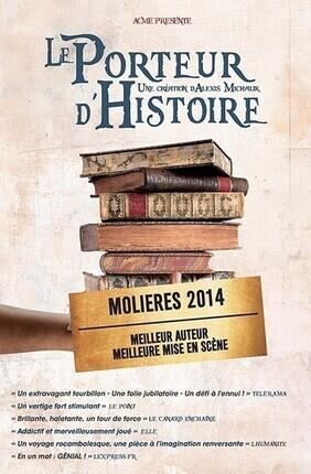 LE PORTEUR D'HISTOIRE A LYON