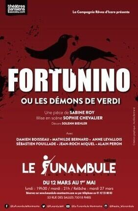 FORTUNINO OU LES DEMONS DE VERDI