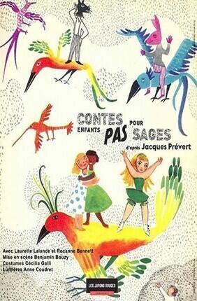 CONTES POUR ENFANTS PAS SAGES (Essaion Theatre)