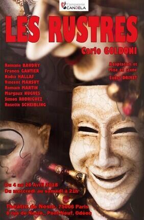 LES RUSTRES (Theatre de Nesle)