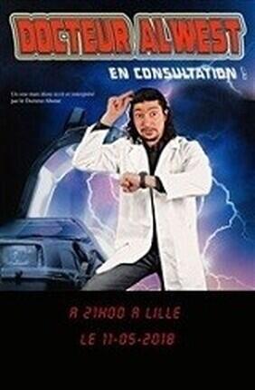 DOCTEUR ALWEST EN CONSULTATION (La Boite a Rire)