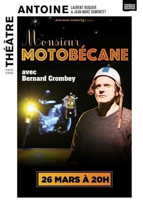 MONSIEUR MOTOBECANE AVEC BERNARD CROMBEY