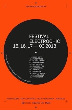 FESTIVAL ELECTROCHIC #2 (Velizy Villacoublay)