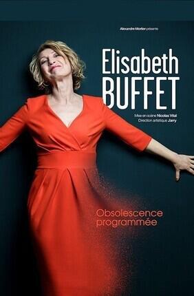 ELISABETH BUFFET DANS OBSOLESCENCE PROGRAMMEE A Versailles