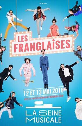 LES FRANGLAISES (La Seine Musicale)