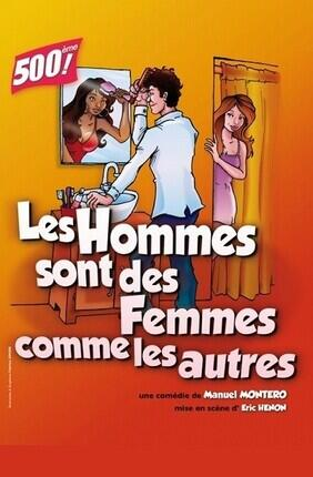 LES HOMMES SONT DES FEMMES COMME LES AUTRES (Le Chateau d'Oleron)