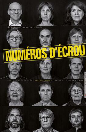 NUMEROS D'ECROU