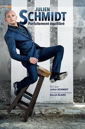 JULIEN SCHMIDT DANS PARFAITEMENT EQUILIBRE - FESTIVAL PERFORMANCE D'ACTEUR (Cannes)