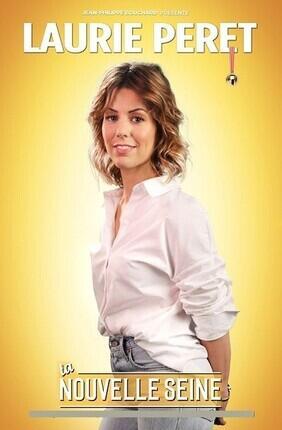LAURIE PERET - FESTIVAL PERFORMANCE D'ACTEUR (Cannes)