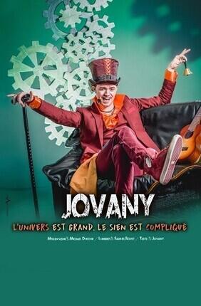 JOVANY DANS L'UNIVERS EST GRAND, LE SIEN EST COMPLIQUE - FESTIVAL PERFORMANCE D'ACTEUR (Cannes)