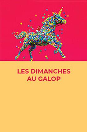 LES DIMANCHES AU GALOP