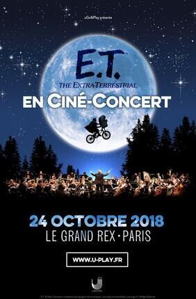 E.T. EN CINE CONCERT