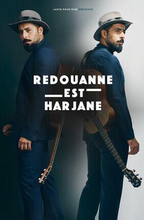 REDOUANNE HARJANE DANS REDOUANNE EST HARJANE - FESTIVAL PERFORMANCE D'ACTEUR (Cannes)