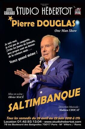 PIERRE DOUGLAS - SALTIMBANQUE