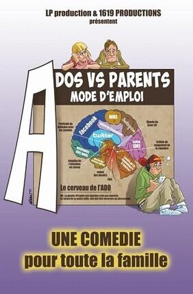 ADOS VS PARENTS : MODE D'EMPLOI A Saint Etienne