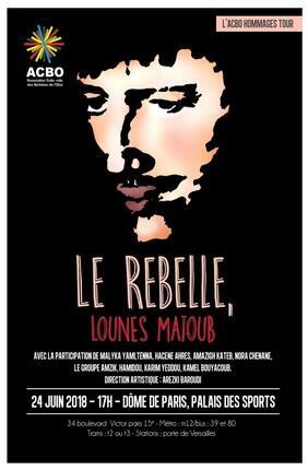 LOUNES MATOUB - LE REBELLE