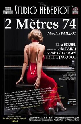 2 MÈTRES 74