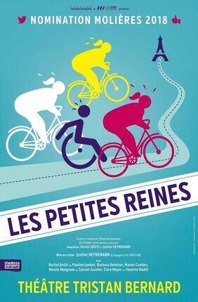 LES PETITES REINES - Theatre Tristan Bernard