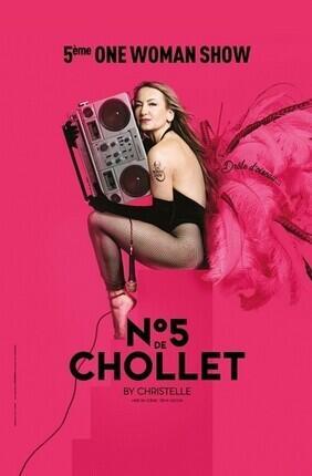 CHRISTELLE CHOLLET DANS N°5 DE CHOLLET