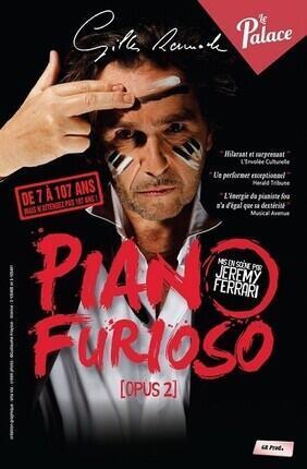GILLES RAMADE DANS PIANO FURIOSO - OPUS 2