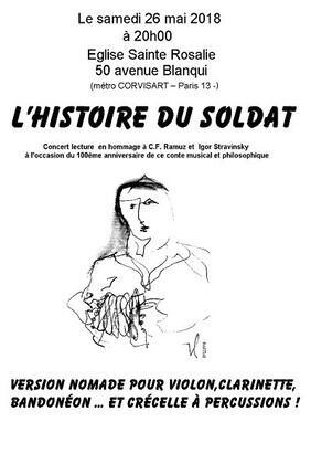 VERSION NOMADE DE L'HISTOIRE DU SOLDAT