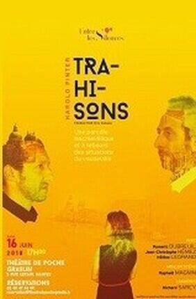 TRAHISON - Theatre de Poche Graslin