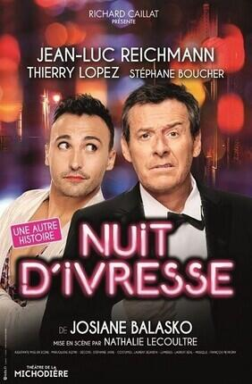 NUIT D'IVRESSE AVEC JEAN-LUC REICHMANN (Sochaux)