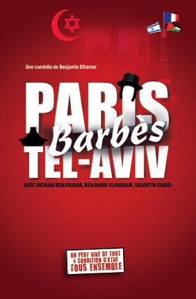 PARIS BARBES TEL-AVIV