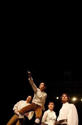 LES TROIS MOUSQUETAIRES - Acte 2 Theatre