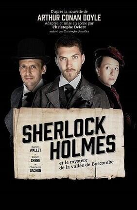 SHERLOCK HOLMES : LE MYSTERE DE LA VALLEE DE BOSCOMBE