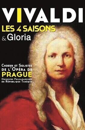 CONCERT CLASSIQUE LES 4 SAISONS ET GLORIA DE VIVALDI - Basilique de Fourviere
