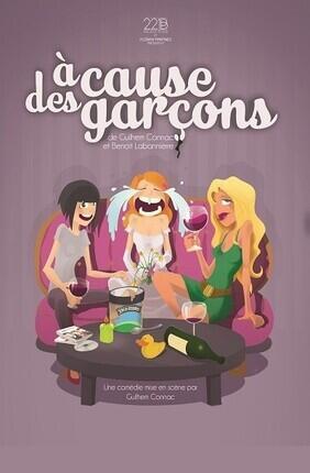 A CAUSE DES GARCONS (Le Rideau Rouge)