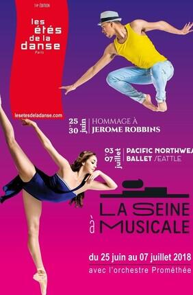 LES ETES DE LA DANSE - LA SEINE MUSICALE