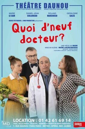 QUOI D'NEUF DOCTEUR ?
