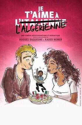 JE T'AIME A L'ITALIENNE (Theatre de Jeanne)