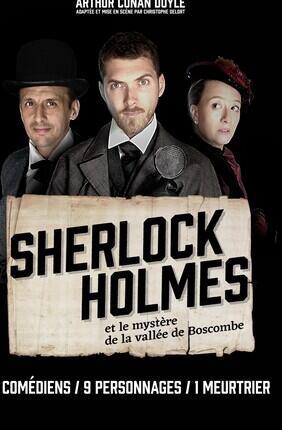 SHERLOCK HOLMES ET LE MYSTERE DE LA VALLEE DE BOSCOMBE