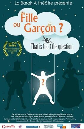 FILLE OU GARCON ? THAT IS (NOT) THE QUESTION